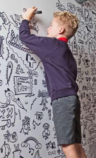Наймолодший дизайнер у світі: дев'ятирічний хлопчик оздоблює ресторани