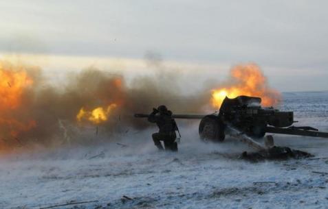В зоні ООС почався масивний наступ військ РФ (хронологія)