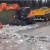 Тони пластикових відходів заполонили річку Тису (відео)