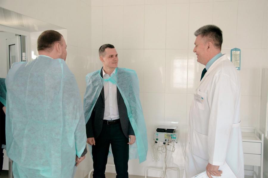 В Харькове создадут реабилитационный центр для ветеранов войны