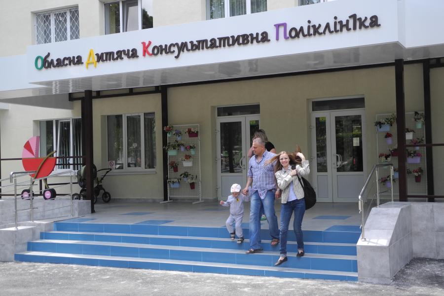 На поддержку областных больниц Харьковщины направят  более 480 млн грн