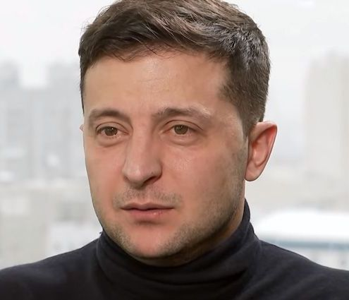 Атака оккупантов на Луганщине. Зеленский срочно созывает СНБО