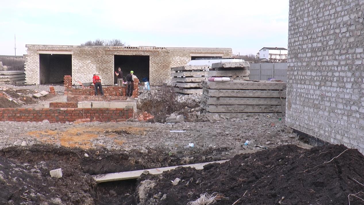 У Харкові незаконно будують гаражний кооператив – міськрада (фото)