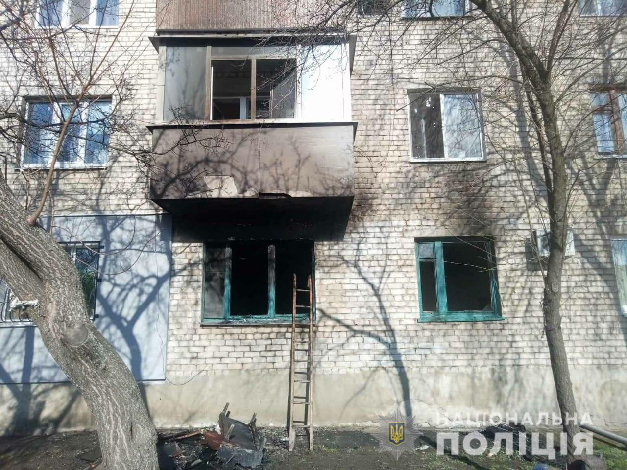 Взрыв в квартире на Харьковщине произошел из-за бытового газа (фото)
