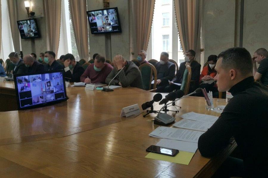 Официально. На Харьковщине объявлена чрезвычайная ситуация в связи с пандемией COVID-19