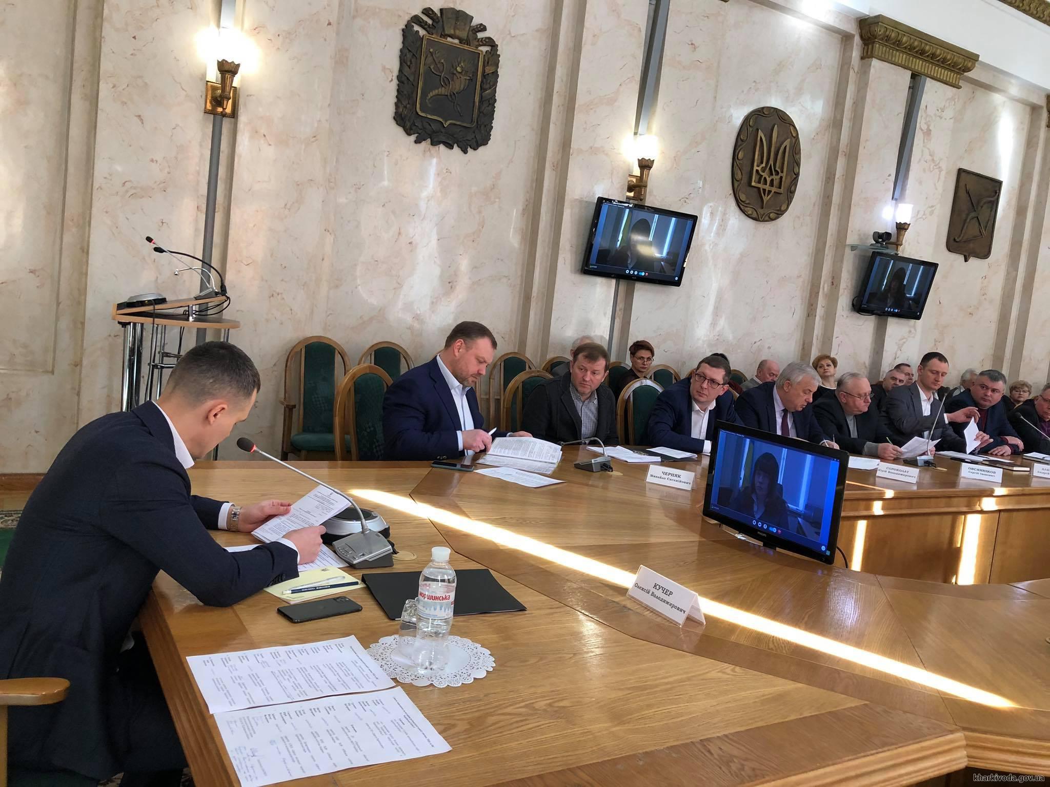 На Харківщині посилюється протиепідемічний режим