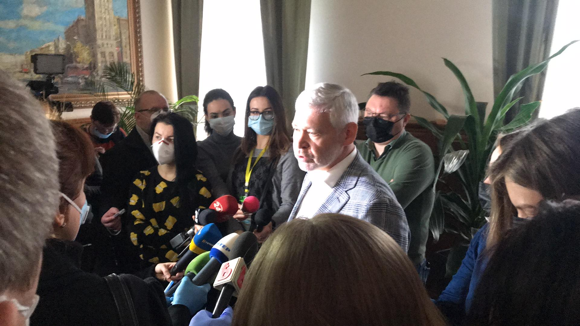 В Харькове уменьшился пассажиропоток