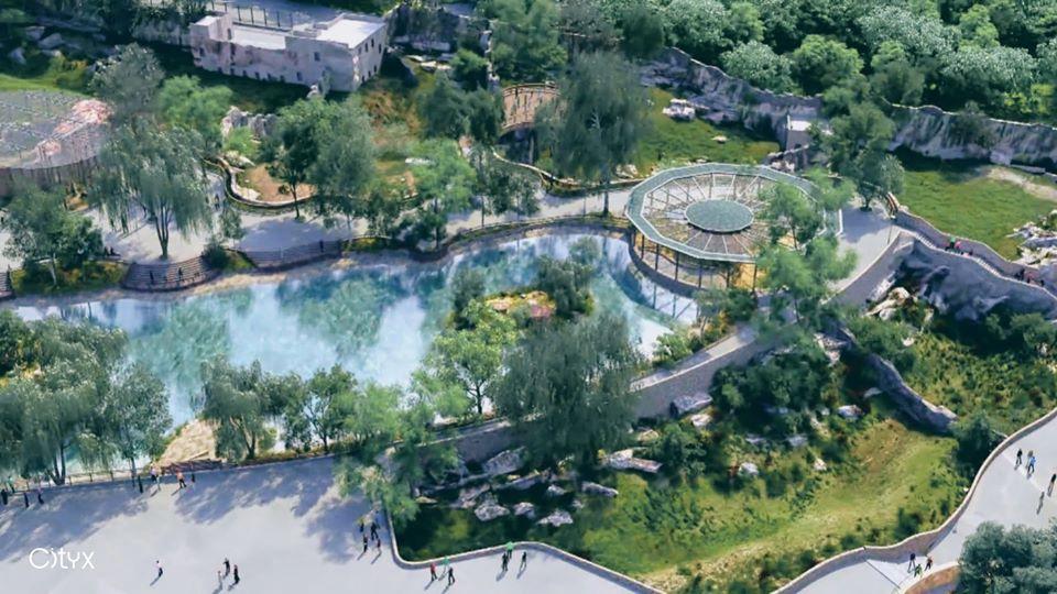 На реконструкцию Харьковского зоопарка выделили еще 30 млн гривен
