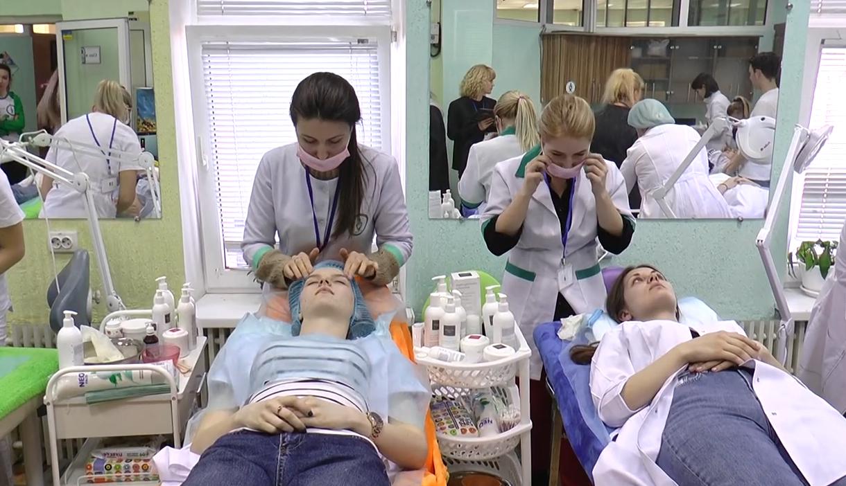 У Харкові відбулася Всеукраїнська олімпіада з косметології (відео)