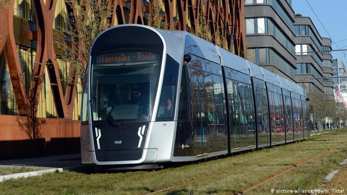 У Люксембурзі громадський транспорт став безкоштовним