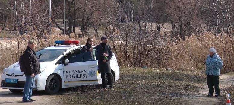 Труп невідомої жінки у Журавлівському водосховищі виявив рибалка (відео)