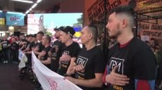 «Ігри героїв» в Харькове. 20 ветеранов АТО/ООС из разных городов Украины участвовали в соревнованиях по кроссфиту.