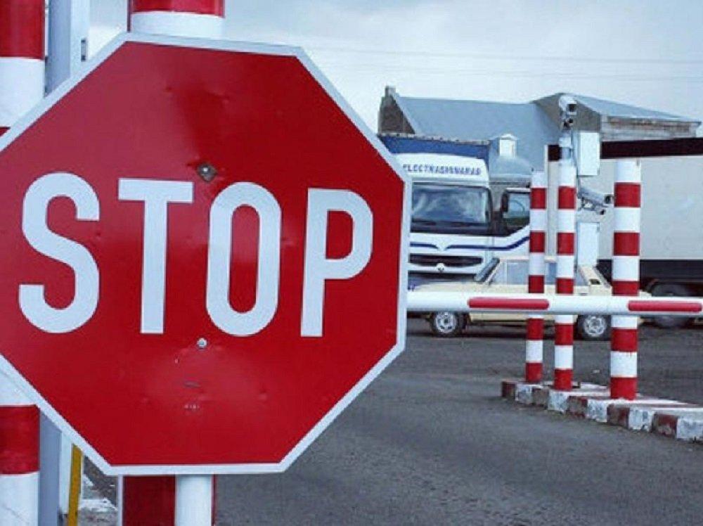 27 марта госграницу Украины закроют для всех, а пассажирские перевозки прекратят