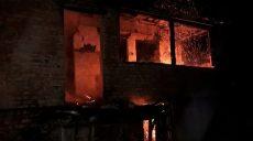 На Харьковщине после пожара обнаружено тело женщины