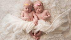 2 квітня в Харкові народилися дві двійні дівчаток