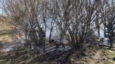 На Харьковщине продолжаются пожары, возникающие из-за несознательности граждан