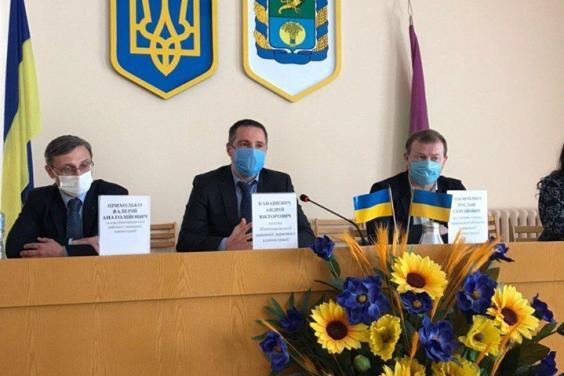 Канашевич представлен в должности главы Шевченковской РГА (биография)