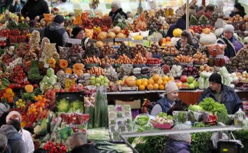 В Украине снова закроют продуктовые рынки