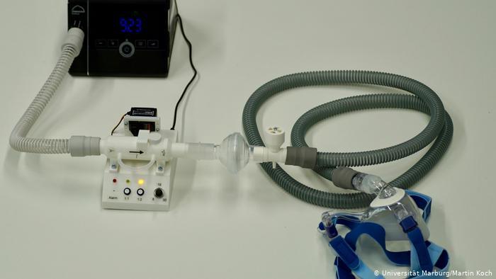 Науковці винайшли дешеві апарати для штучної вентиляції легень