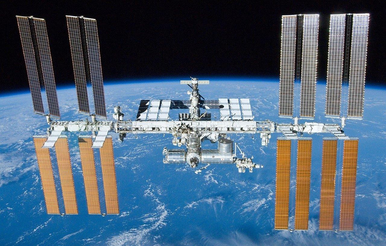 Кожної ночі над Харковом пролітає Міжнародна космічна станція (фото)