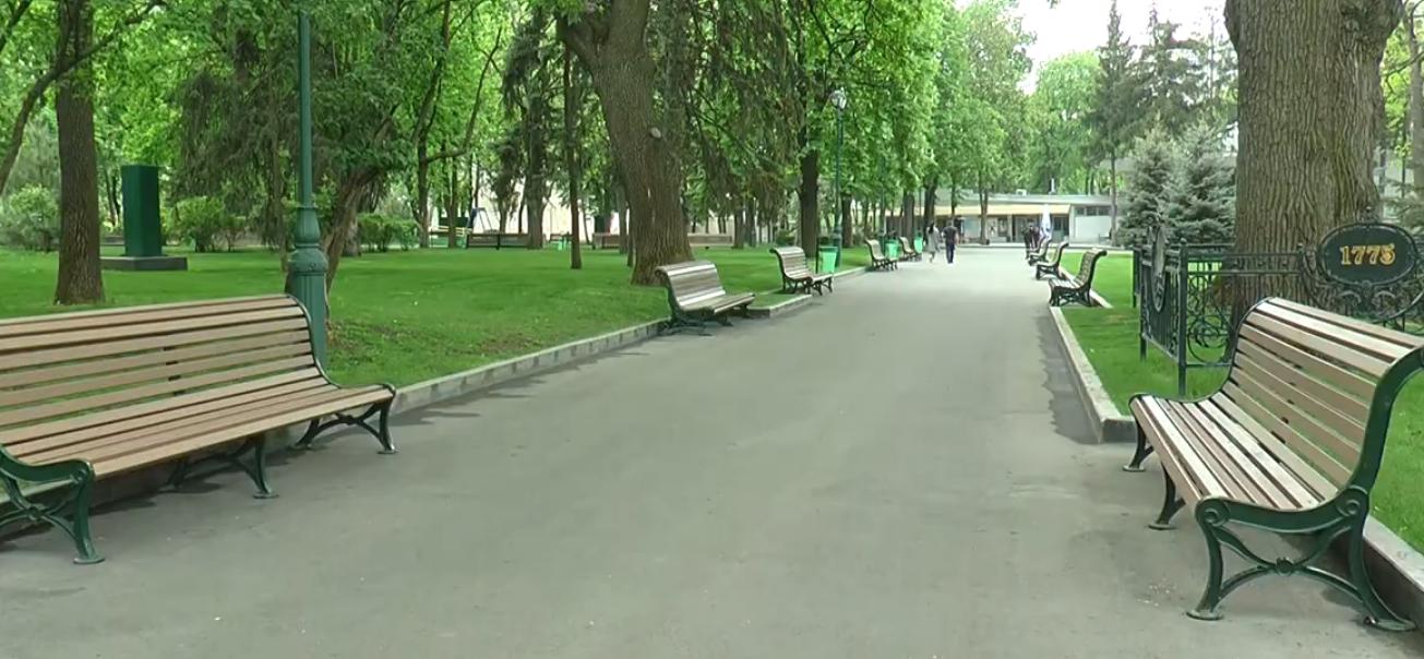 Прогулятися парком чи відвідати салон краси: як у Харкові послаблять карантин (відео)