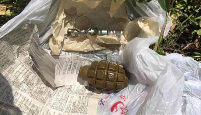 На Харьковщине задержан житель села, который продавал ручные гранаты