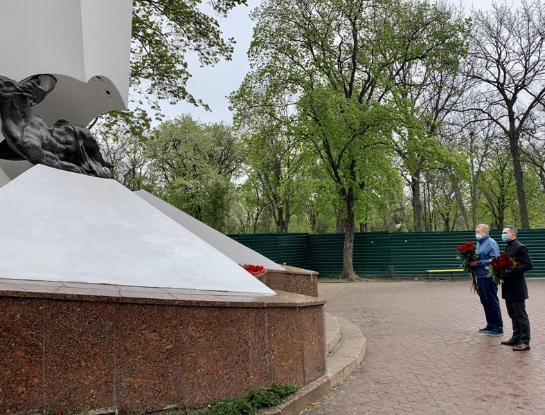 Харьковский облсовет предложил объявить 2021 год – Годом чествования подвига ликвидаторов и памяти жертв Чернобыльской трагедии