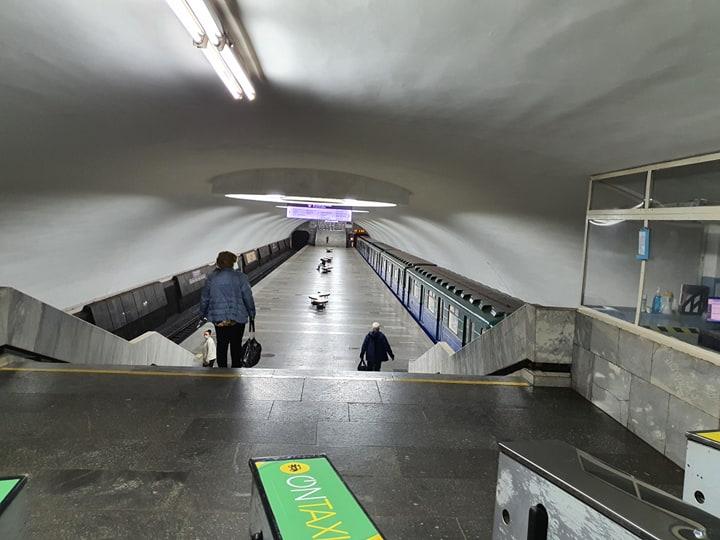 Проезд в метро Харькова не подорожает – гендиректор метрополитена