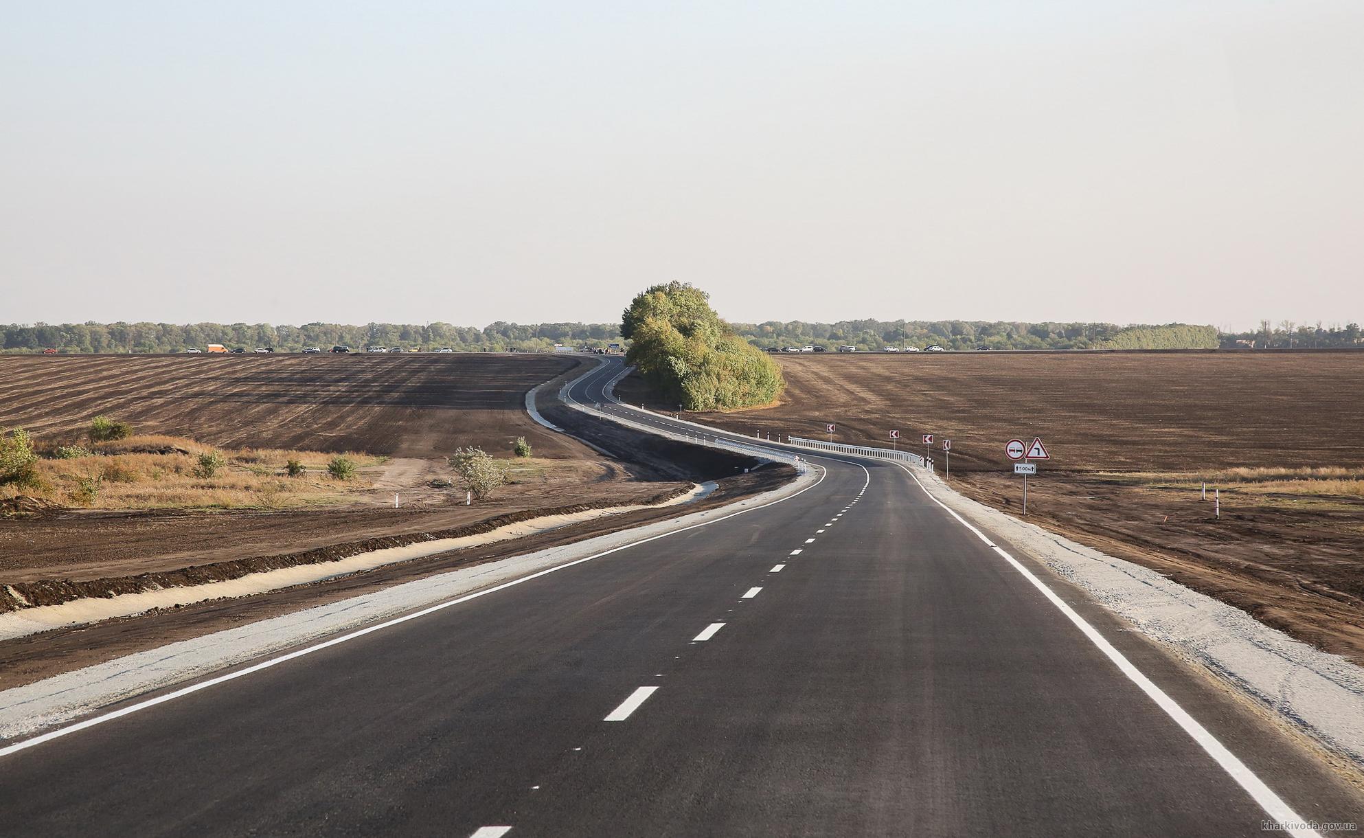 В 2020 году наибольший объем финансирования из бюджета Харьковщины выделен на дорожную отрасль