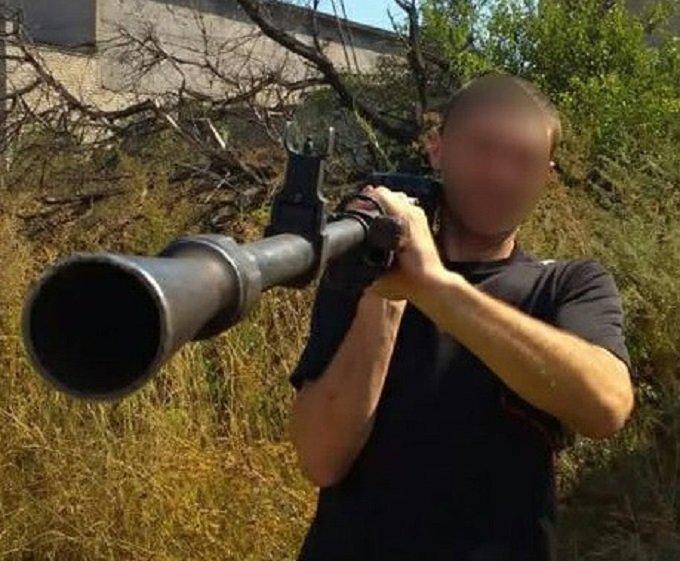На Харьковщине был задержан боевик ДНР, который приехал к родственникам
