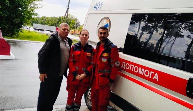 Мужчину, у которого остановилось сердце, спасли медики скорой в Харькове