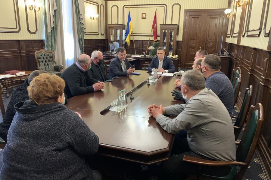 Председатель ХОГА обсудил с представителями Алексеевской и Беляевской ОТГ вопросы развития громад