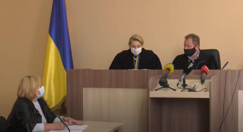 Відрізана голова дитини: суд залишив запобіжний захід без змін (відео)