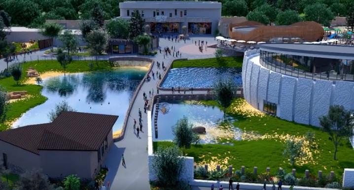 В Харьковском зоопарке запланировали новые работы на сумму около 1,5 млн гривен