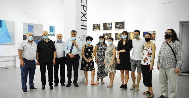 В Харькове проходит выставка украинского искусства