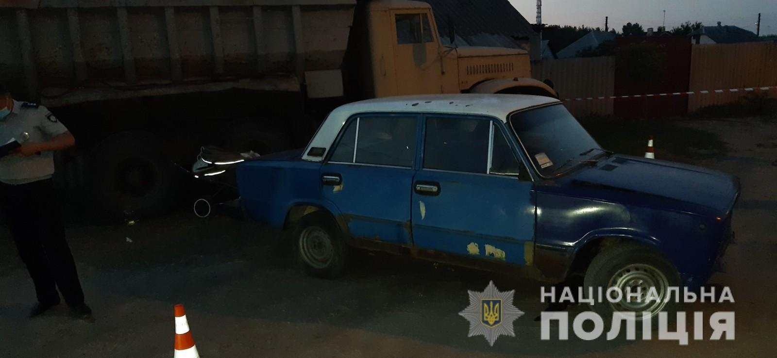 В результате ДТП в Харькове под колесами автомобиля погиб младенец (фото)