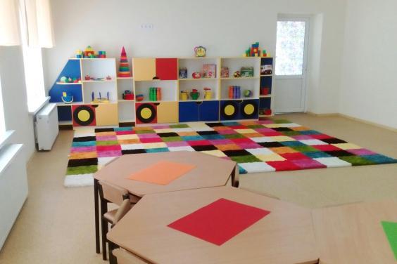 На Харьковщине в детские садики пошли около 15 тысяч детей