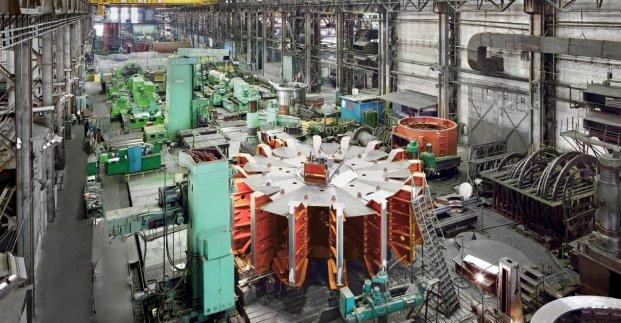 Заводу «Электротяжмаш» отключили за долги воду