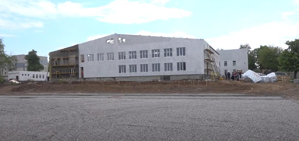 На Харківщині побудують 15 нових дитячих закладів (відео)