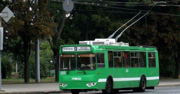 В Харькове изменены маршруты движения общественного транспорта