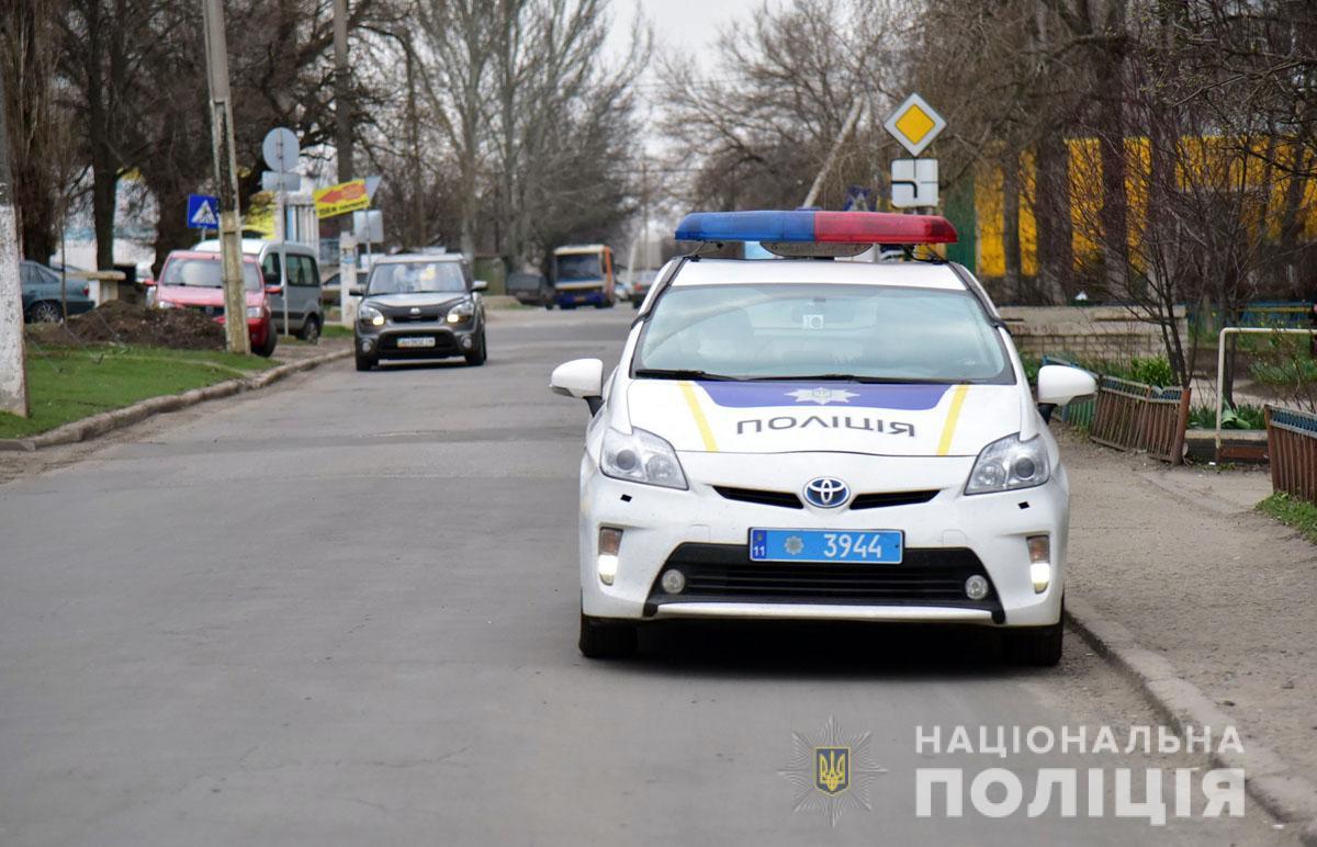 В Харькове избитый представитель политпартии обратился в полицию с заявлениями об угрозах
