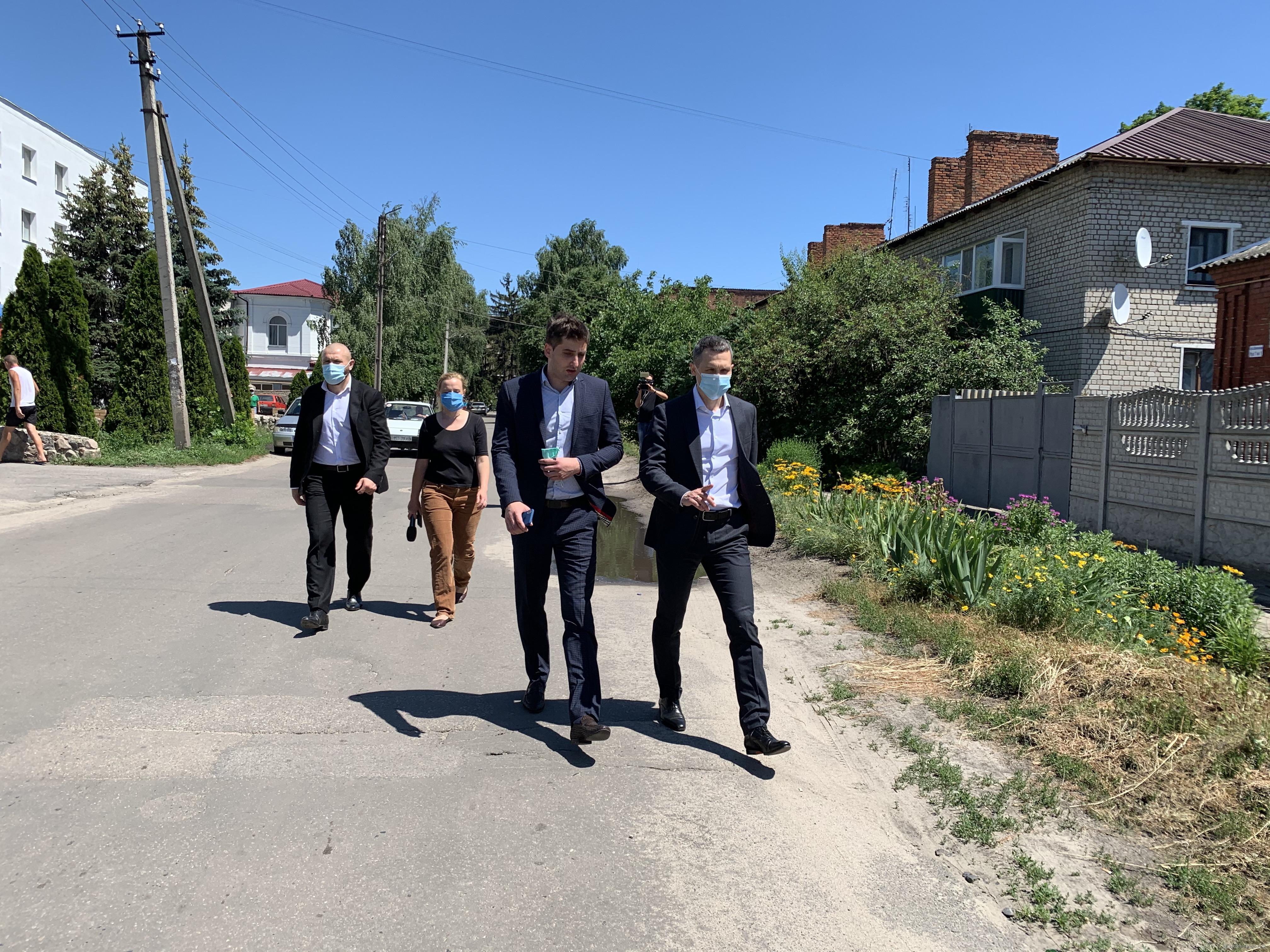 Район Харьковщины по-прежнему не подключен к украинской ГТС