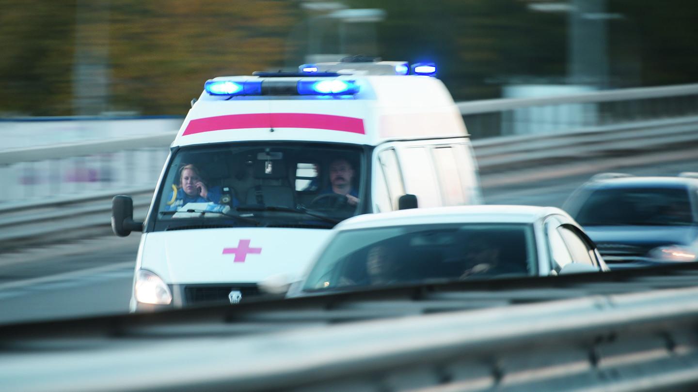 В Харькове прямо на улице погибла женщина