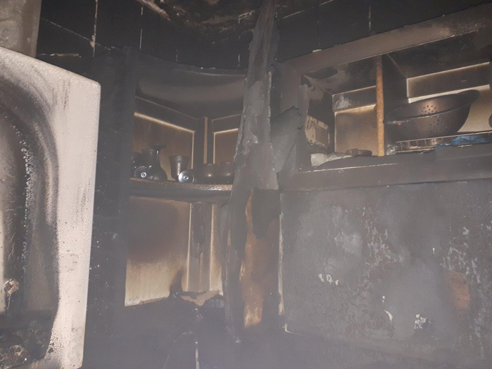 В Харькове эвакуировали жильцов жилого дома (фото)