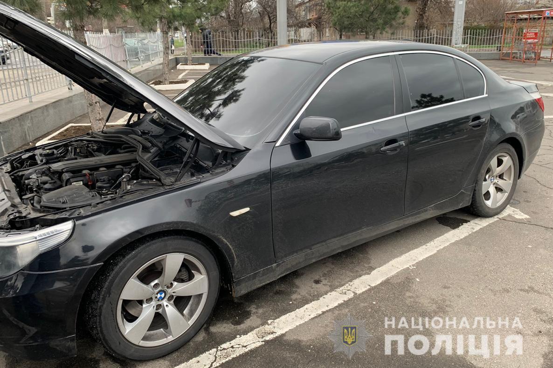 Харьковские полицейские задержали две преступные группировки угонщиков автомобилей (фото)