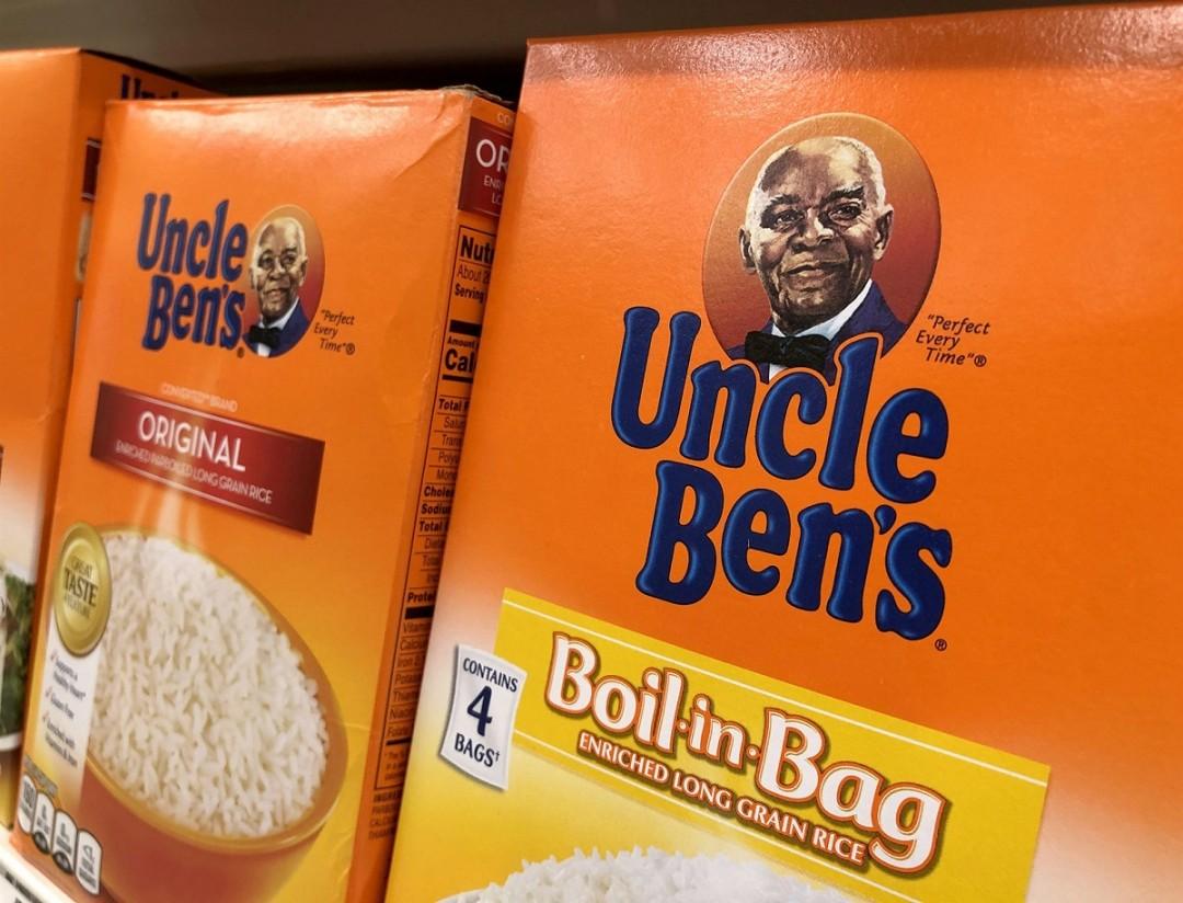На банках знаменитой продукции Uncle Ben's изменится логотип
