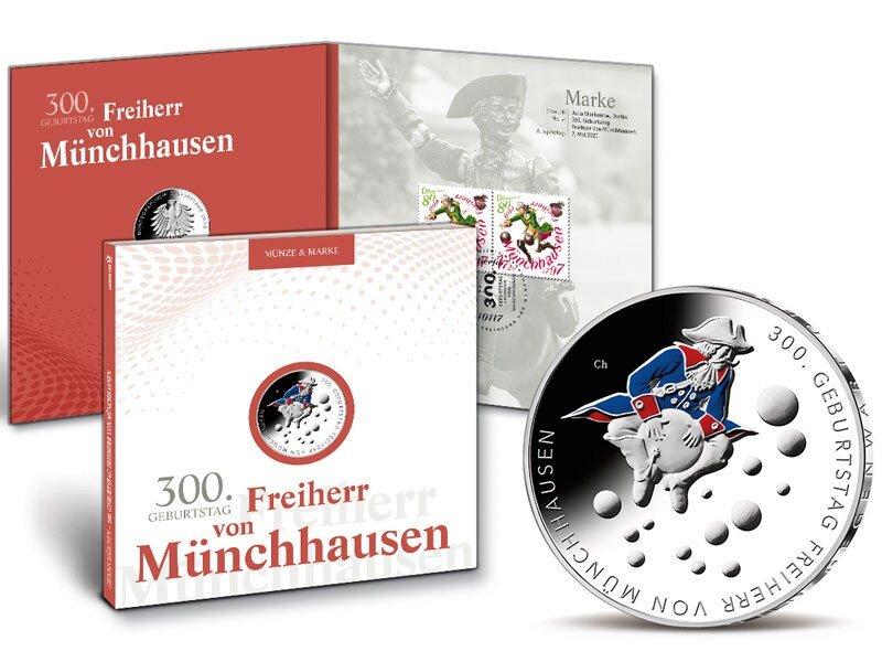 У Німеччині святкують 300-річчя Мюнхгаузена