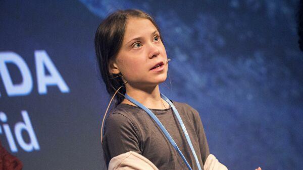 Экоактивистка Грета Тунберг во время карантина выпустила 75-минутное радиошоу