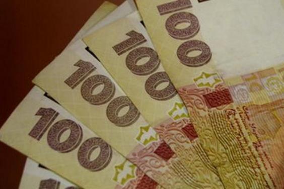 В Украине падает средняя зарплата