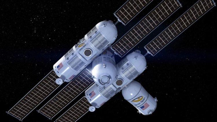 В 2024 году из США можно будет отправиться на отдых в космический отель